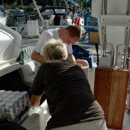 Segeln – Tag 1: Anreise und Vorbereitung