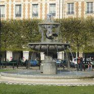 Paris – Place des Vosges