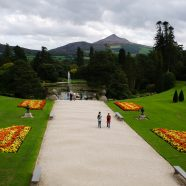 Irland – Tag 1: Powerscourt Gardens / Wicklow Mountains