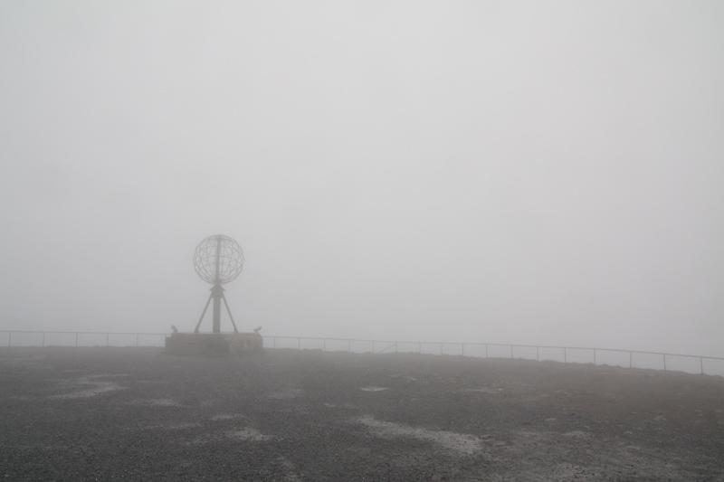 Skandinavien Tag 4 – Fragezeichen im Nebel