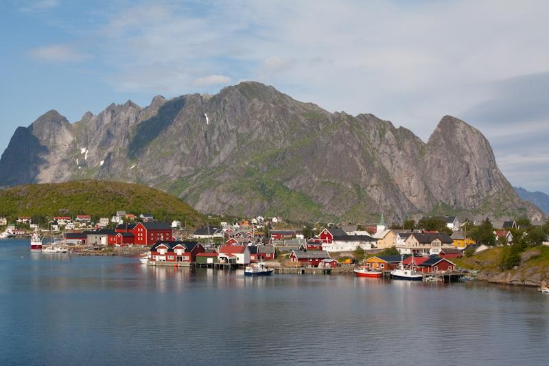 Skandinavien Tag 10 – Postkartenidylle