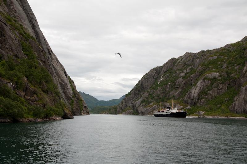Skandinavien Tag 11 – Danke für den Fisch