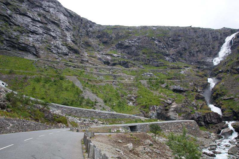 Skandinavien – Die Route