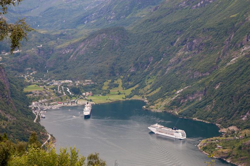 Skandinavien Tag 16 – Allein am Gletscher