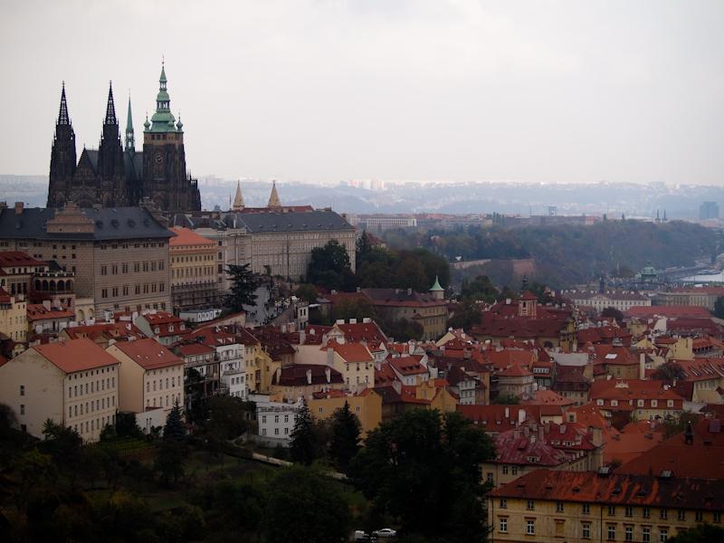 Prag Tag 1 – aus einem anderen Blickwinkel