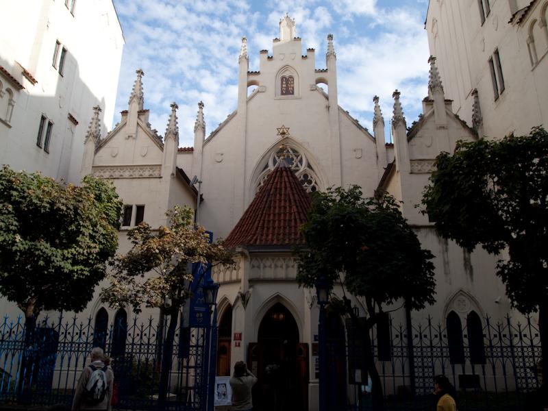 Prag Tag 3 – Jüdisches Viertel und die Moldau