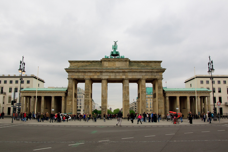 Berlin – 1. Tag