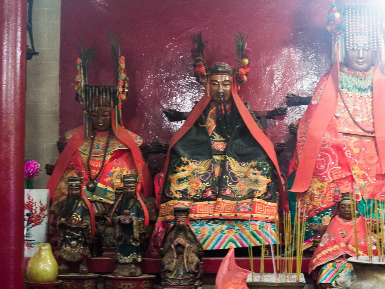 Hongkong – Tag 6: Man Mo Temple, Wellness und kulinarische Entdeckungen