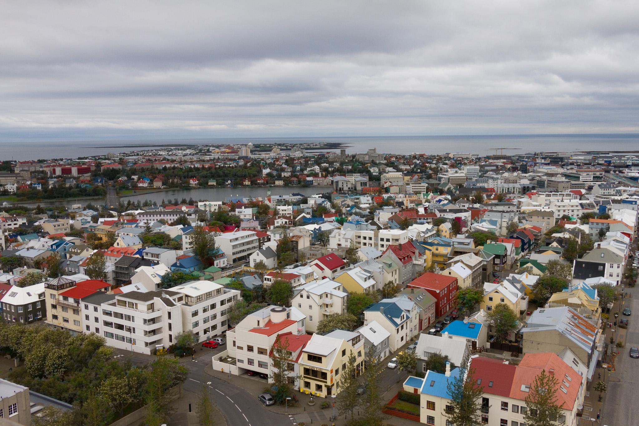 Island – Tag 1: Reykjavík