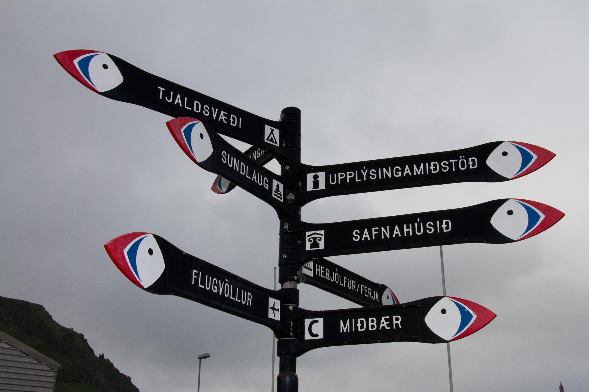 Island – Tag 2: Vestmannaeyjar (Westmännerinseln)