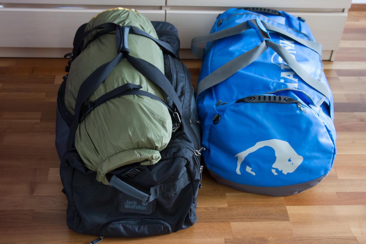 Island: Packliste