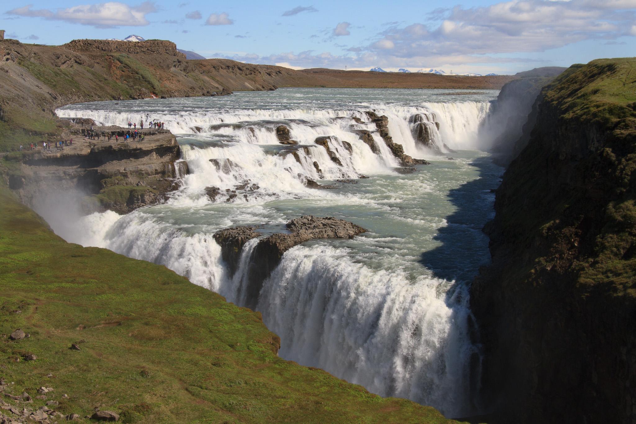 Island – Tag 10: Golden Circle (Gullfoss, Strokkur, Geysir, Þingvellir)