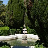 Madrid | Jardines de Sabatini