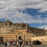 Tag 1 | Edinburgh – Castle, Royal Mile, Princess Street & Mary King's Close