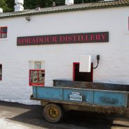 Tag 4 | Edradour Distillery, Pitlochry Dam und Aberfeldy