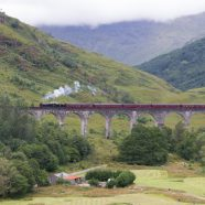 Tag 12 & 13 | Glen Coe, Glenfinnan Monument / Viadukt, Neptun's Staircase und Fort William