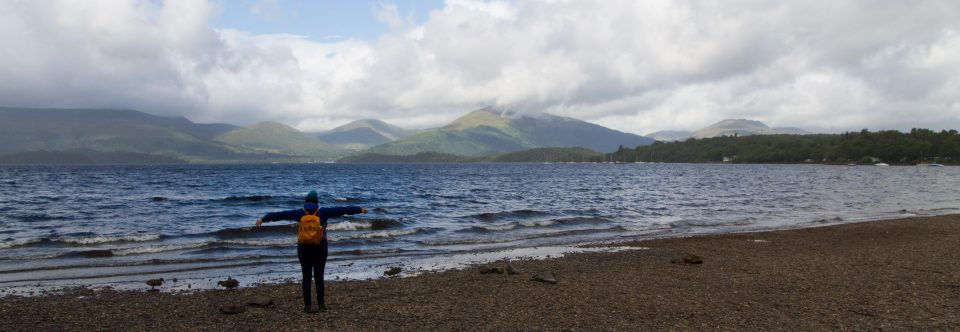 Tag 17 | Loch Lomond, Three Lochs Forest Drive und Glengoyne Distillery