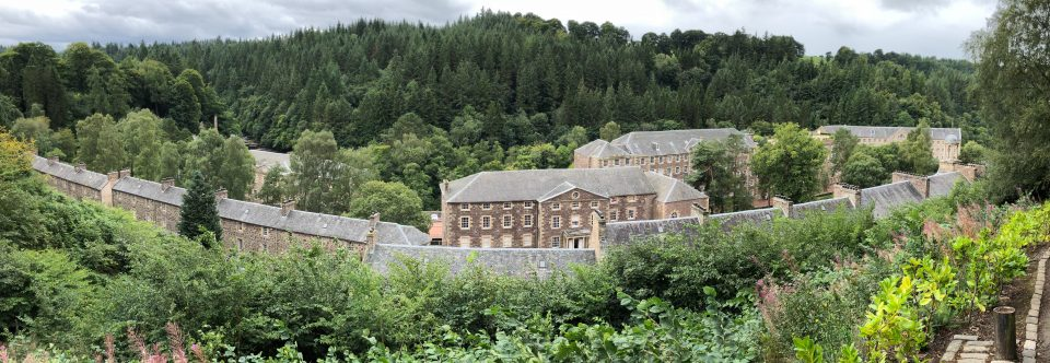 Tag 18 | New Lanark Mill
