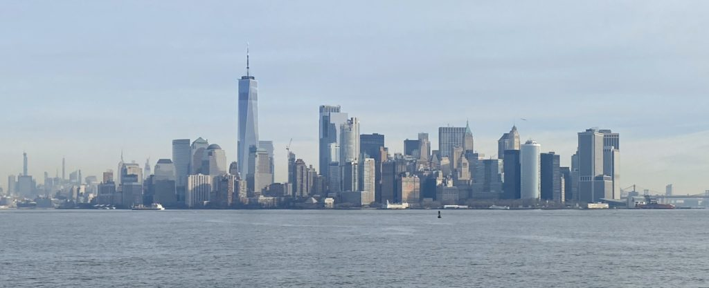 New York | Tag 3 - Statue of Liberty, Ellis Island und Empire State Building