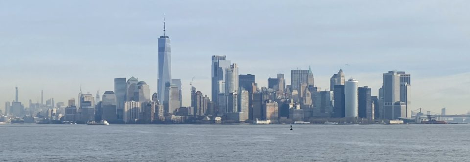 New York   Tag 3 – Statue of Liberty, Ellis Island und Empire State Building