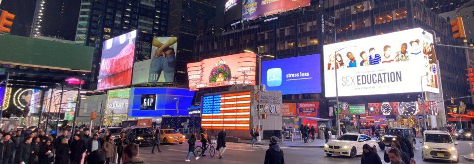 New York   Tag 1 – Midtown Manhattan