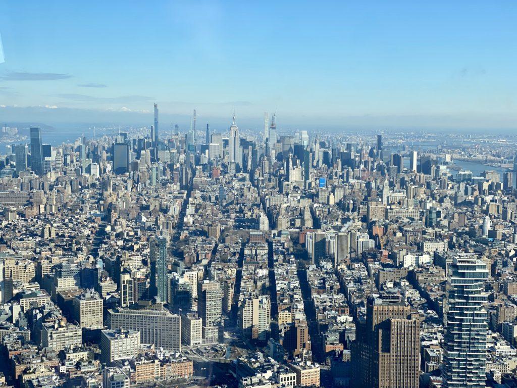 New York | Tag 6 - One World Observatory, Flat Iron