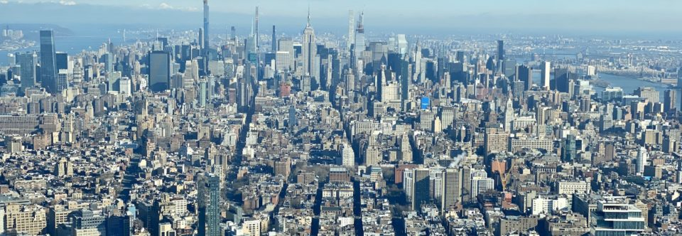New York   Tag 6 – One World Observatory, Flat Iron