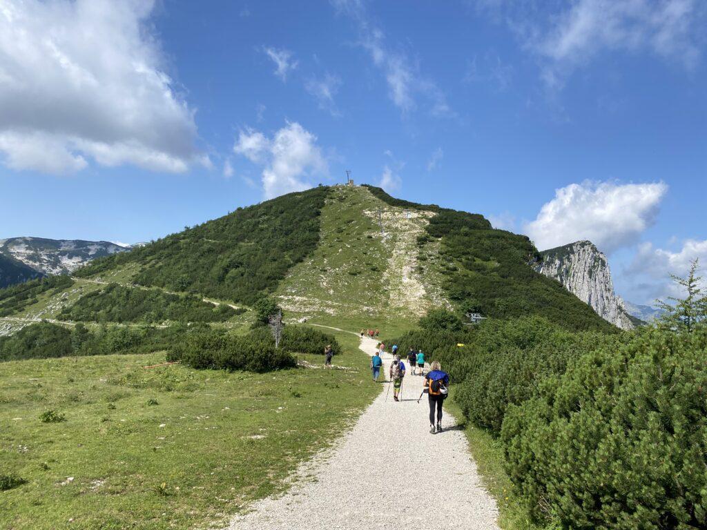 Feuerkogel  - Wanderung zum Alberfeldkogel