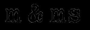 Homepage von M & Ms