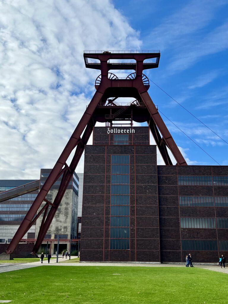 Ruhrpott (Tag 1) - Zeche Zollverein Essen